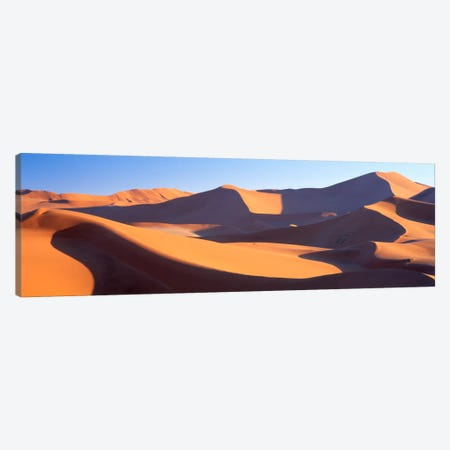 Namib Desert, Namibia, Africa Canvas Print #PIM1821} by Panoramic Images Art Print