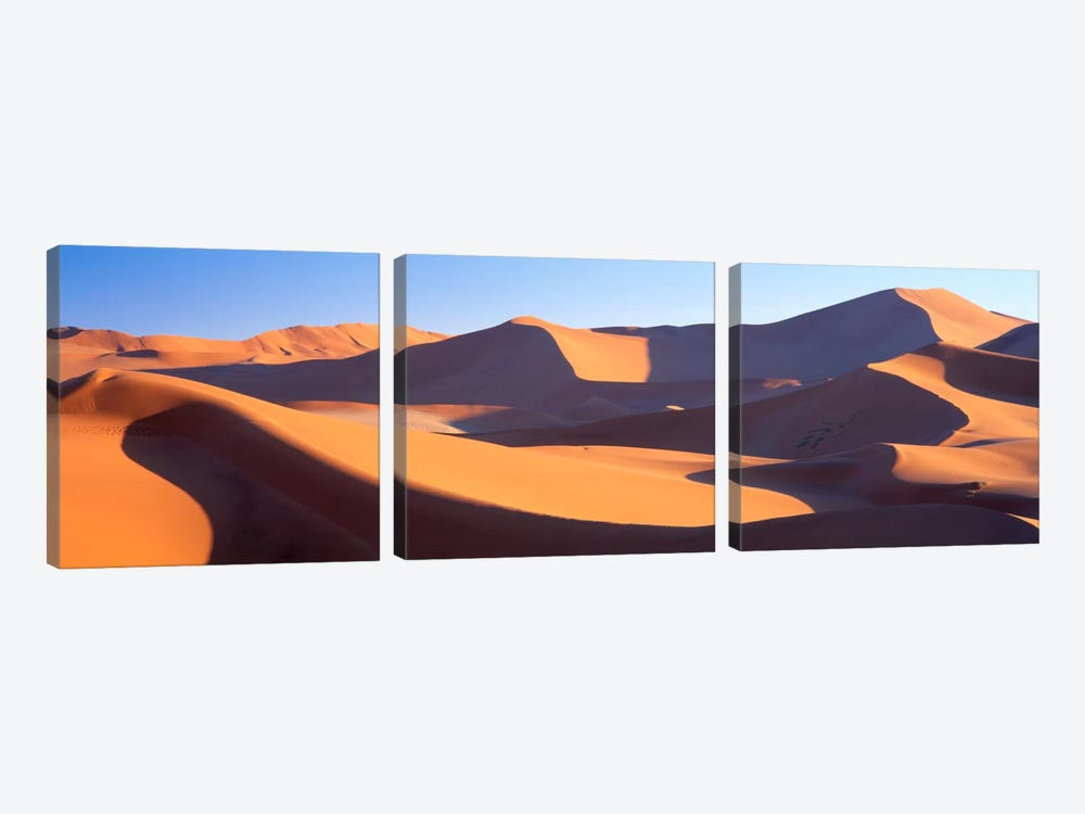 Namib Desert, Namibia, Africa by Panoramic Images 3-piece Canvas Wall Art
