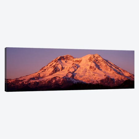 USA, Washington, Mount Rainier National Park Canvas Print #PIM1824} by Panoramic Images Canvas Art