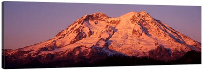USA, Washington, Mount Rainier National Park Canvas Art Print