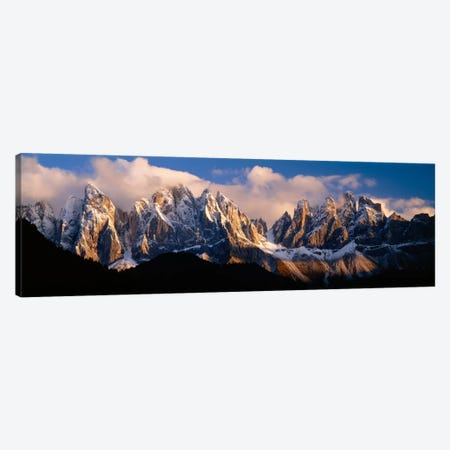 Dolomites II, Southern Limestone Alps, Italy 3-Piece Canvas #PIM1846} by Panoramic Images Canvas Art
