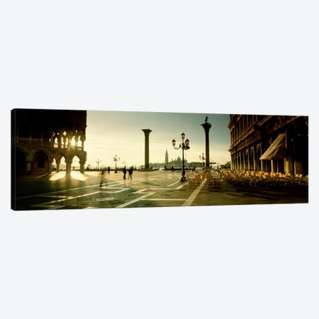 St. Mark's Square (Piazza San Marco), Venice, Italy Canvas Print #PIM18} by Panoramic Images Canvas Art Print
