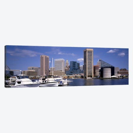 Baltimore MD USA Canvas Print #PIM1914} by Panoramic Images Canvas Artwork