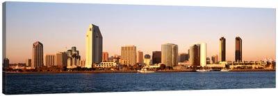 Buildings in a city, San Diego, California, USA Canvas Print #PIM1943