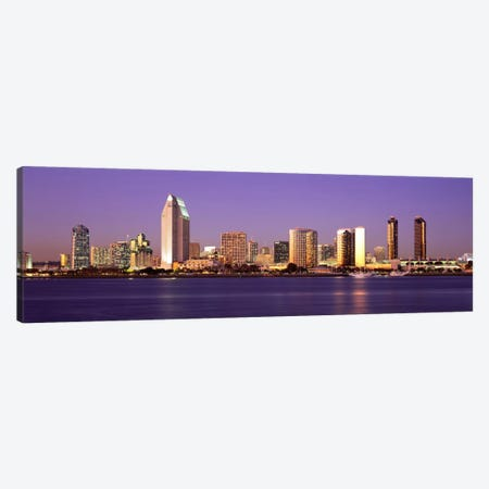 Skyscrapers in a citySan Diego, San Diego County, California, USA Canvas Print #PIM1944} by Panoramic Images Canvas Art Print