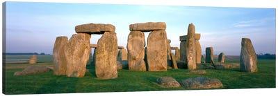 England, Wiltshire, Stonehenge Canvas Print #PIM194