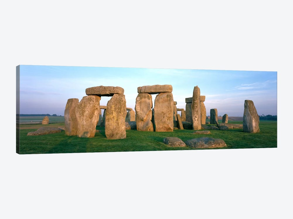 England, Wiltshire, Stonehenge by Panoramic Images 1-piece Canvas Art