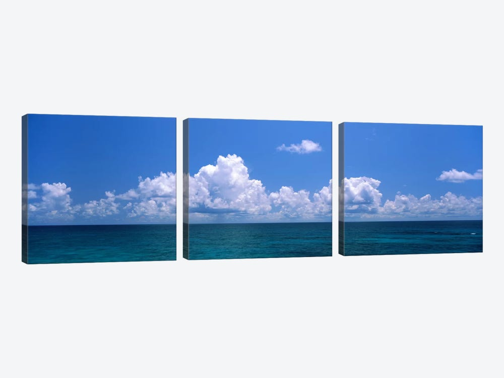 Clouds Holland MI by Panoramic Images 3-piece Art Print