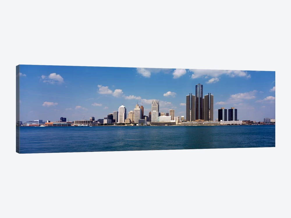 Detroit MI USA #2 by Panoramic Images 1-piece Canvas Wall Art