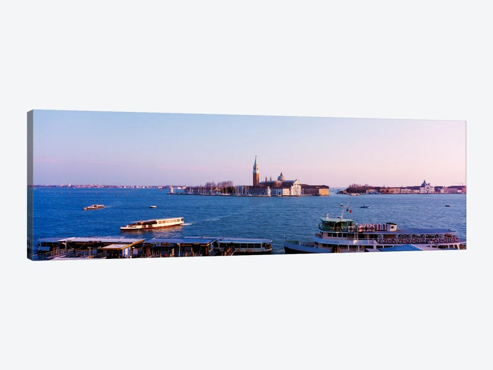 San Giorgio Maggiore Venice Italy by Panoramic Images 1-piece Canvas Art