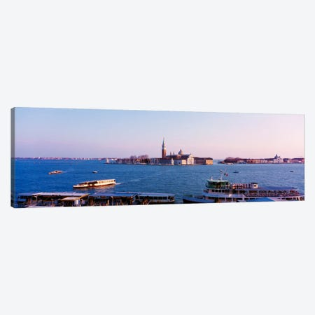 San Giorgio Maggiore Venice Italy Canvas Print #PIM1995} by Panoramic Images Canvas Artwork
