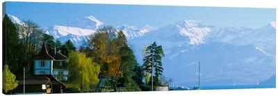 Mountain Landscape, Bern, Switzerland Canvas Print #PIM2015