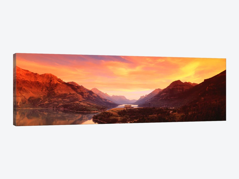 Waterton Lakes National ParkAlberta, Canada by Panoramic Images 1-piece Art Print
