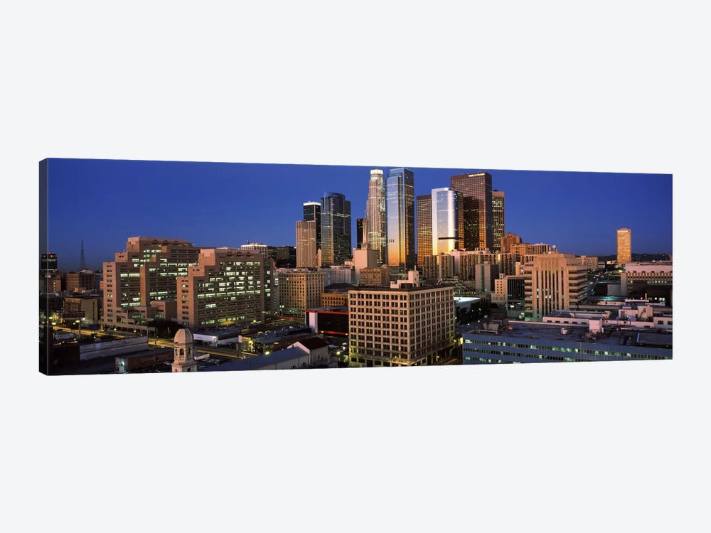 Los Angeles CA USA #2 1-piece Canvas Art Print