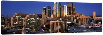 Los Angeles CA USA #2 Canvas Art Print