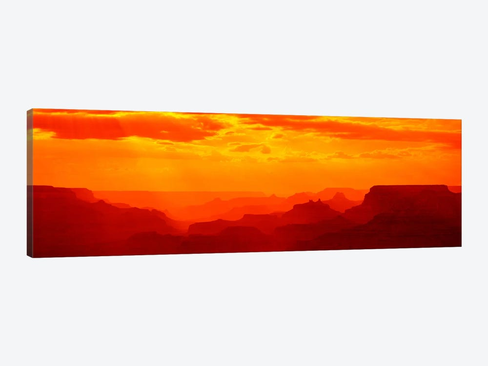 Mesas and Buttes Grand Canyon National Park AZ USA by Panoramic Images 1-piece Canvas Art