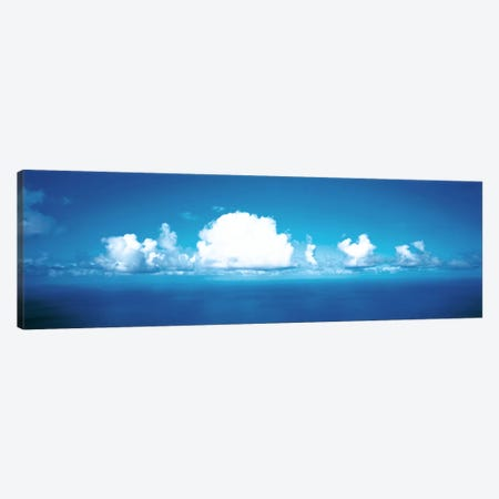 Clouds Over Water Canvas Print #PIM206} by Panoramic Images Art Print