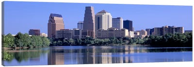 Austin TX USA Canvas Art Print