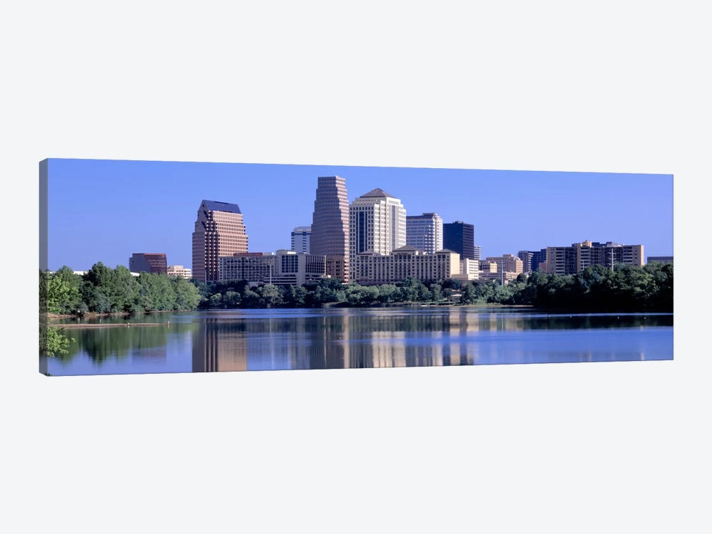Austin TX USA by Panoramic Images 1-piece Canvas Art