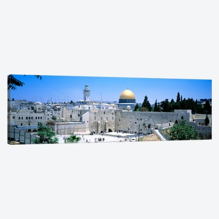 Jerusalem, Israel Canvas Print #PIM2077} by Panoramic Images Canvas Art Print