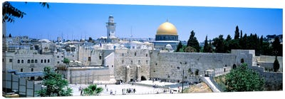 Jerusalem, Israel Canvas Art Print