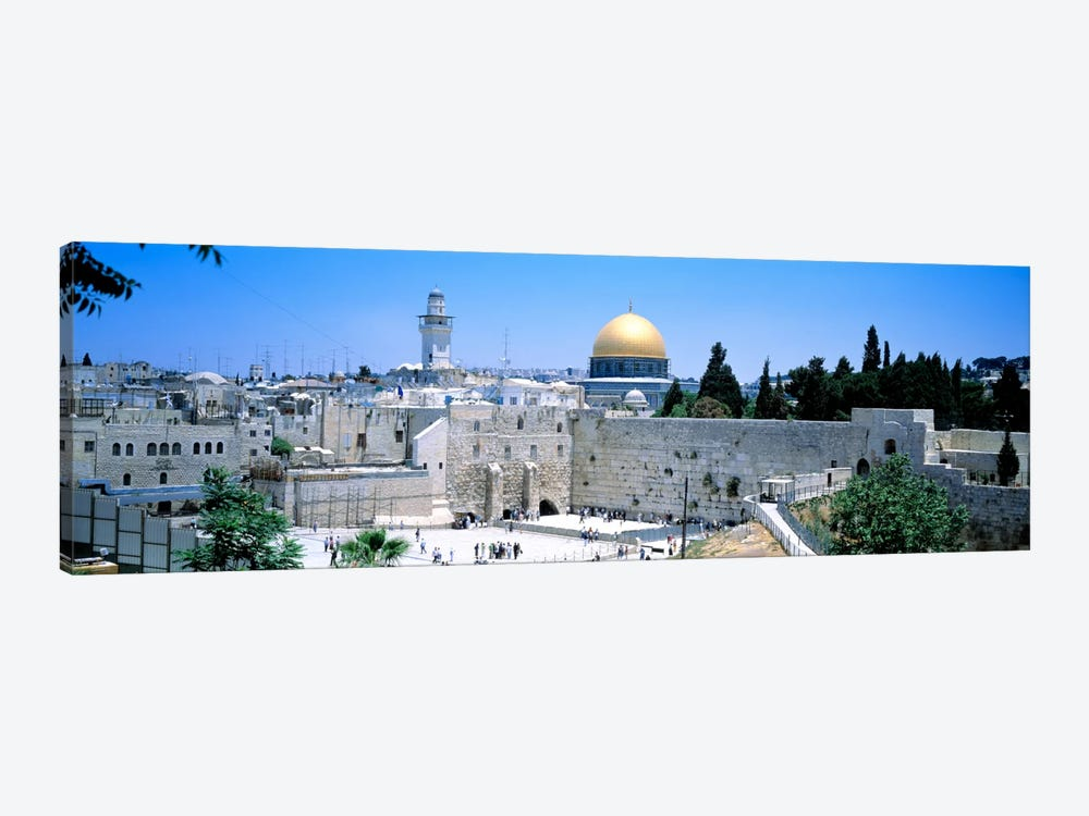Jerusalem, Israel by Panoramic Images 1-piece Canvas Artwork