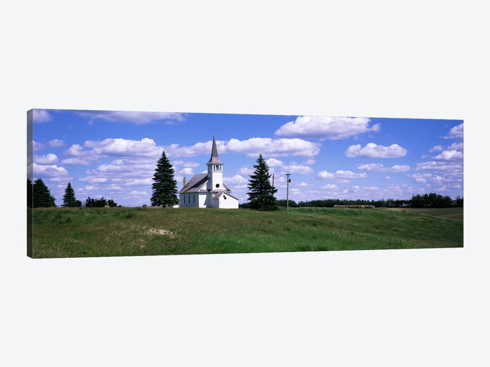 USA, South Dakota, Church by Panoramic Images 1-piece Canvas Wall Art