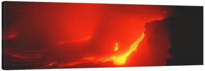 Kilauea Volcano Hawaii HI USA Canvas Art Print
