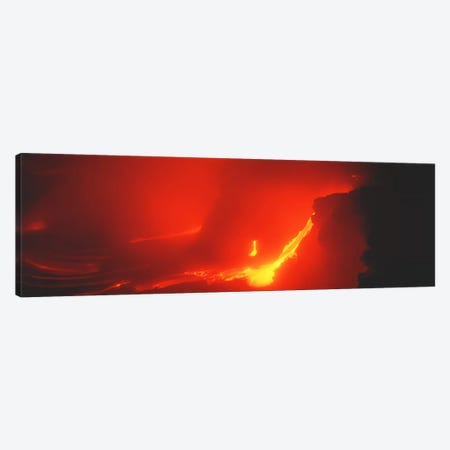 Kilauea Volcano Hawaii HI USA Canvas Print #PIM210} by Panoramic Images Art Print