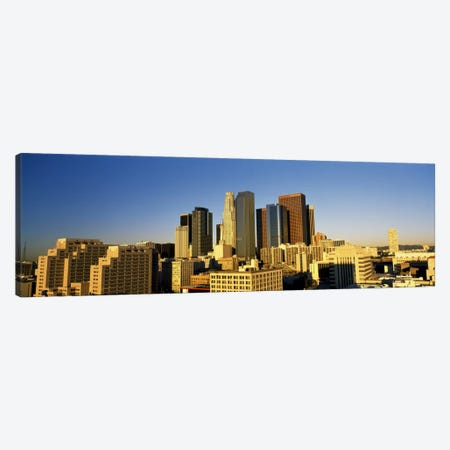 Los Angeles CA USA Canvas Print #PIM2157} by Panoramic Images Canvas Wall Art