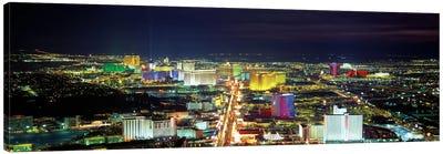 SkylineLas Vegas, Nevada, USA Canvas Print #PIM2188