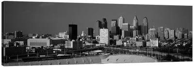Buildings in a cityPhiladelphia, Pennsylvania, USA Canvas Print #PIM2220