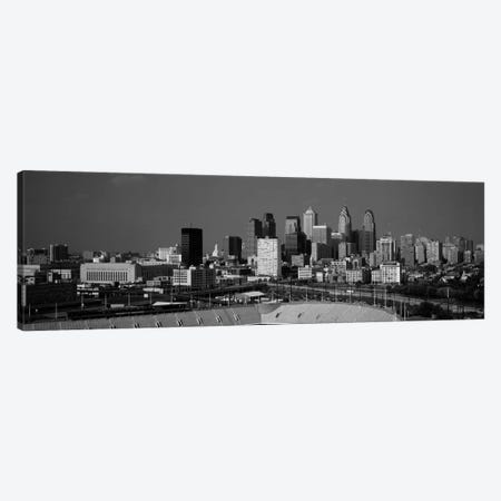 Buildings in a cityPhiladelphia, Pennsylvania, USA Canvas Print #PIM2220} by Panoramic Images Canvas Art Print
