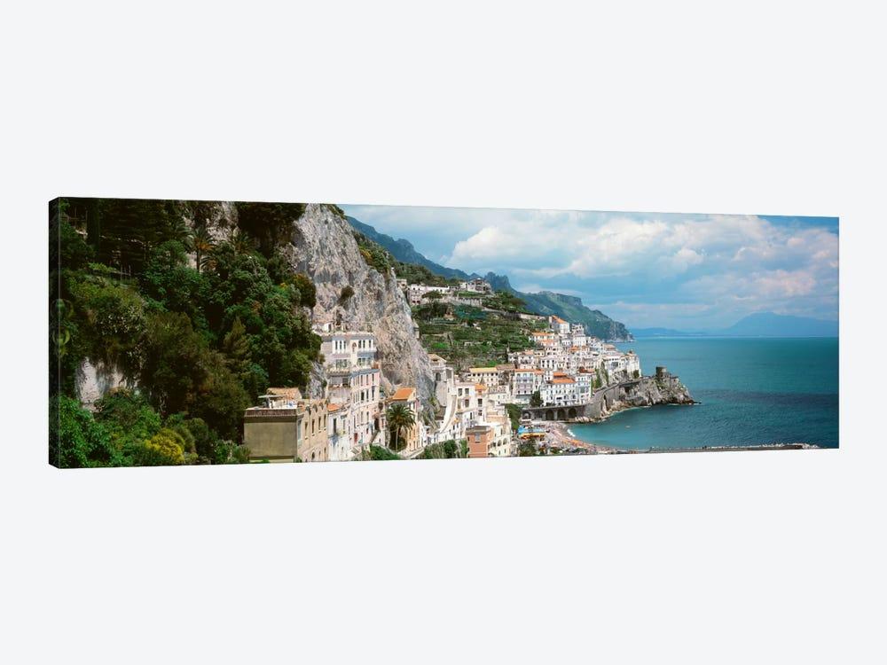 Amalfi Coast Salerno Italy Canvas Art Print Icanvas