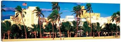 Ocean Drive South Beach Miami Beach FL USA Canvas Print #PIM2243