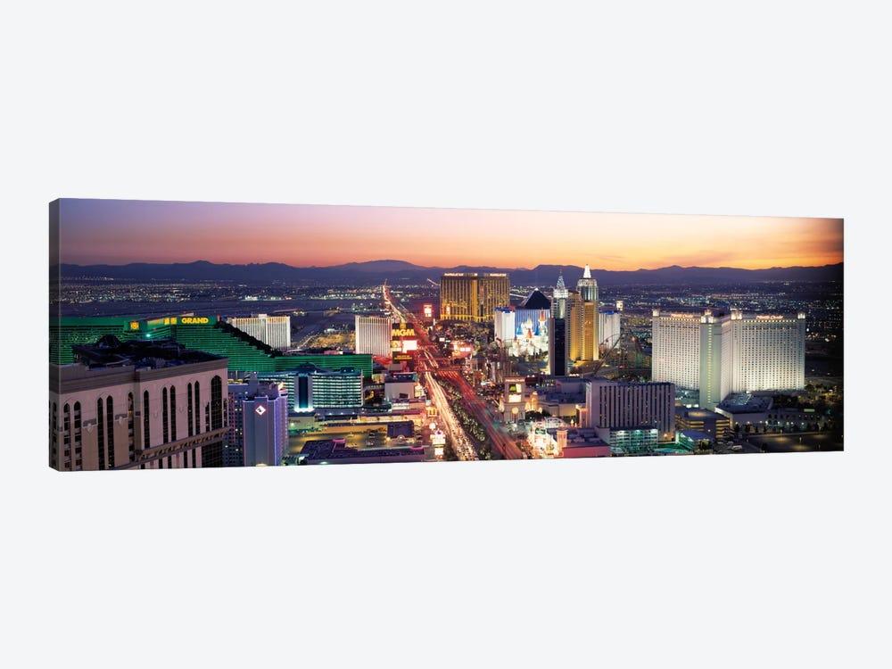The Strip Las Vegas Nv Usa Canvas Art Icanvas