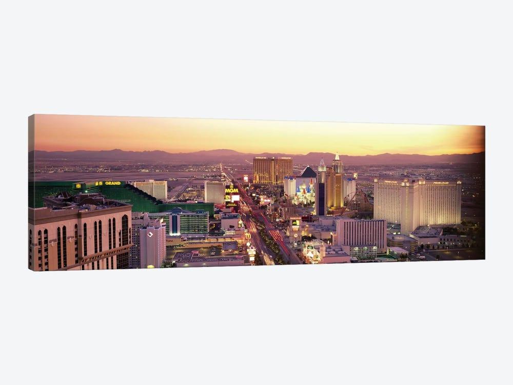 The Strip Las Vegas Nevada Usa Art Print Icanvas