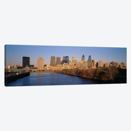 USAPennsylvania, Philadelphia Canvas Print #PIM225} by Panoramic Images Canvas Print