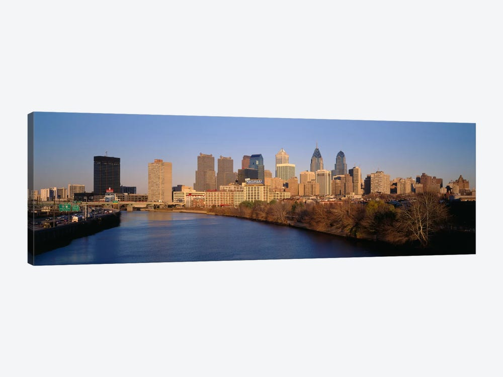 USAPennsylvania, Philadelphia by Panoramic Images 1-piece Canvas Art