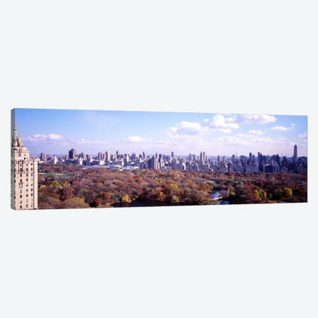 Central Park, New York City, New York, USA Canvas Print #PIM2270} by Panoramic Images Canvas Artwork