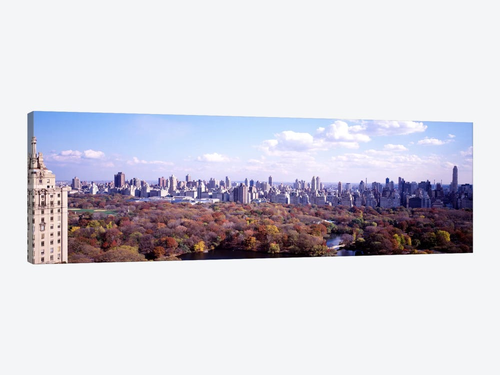 Central Park, New York City, New York, USA by Panoramic Images 1-piece Canvas Artwork
