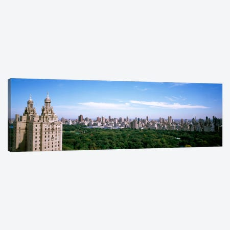 Cityscape Of New York, NYC, New York City, New York State, USA Canvas Print #PIM2271} by Panoramic Images Canvas Wall Art