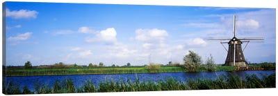 Windmill Holland Canvas Print #PIM2277