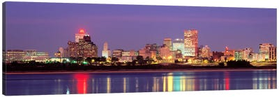 Dusk, Memphis, Tennessee, USA Canvas Art Print