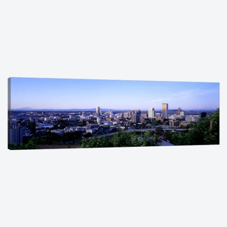 Portland OR USA Canvas Print #PIM2297} by Panoramic Images Canvas Print