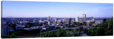 Portland OR USA Canvas Art Print