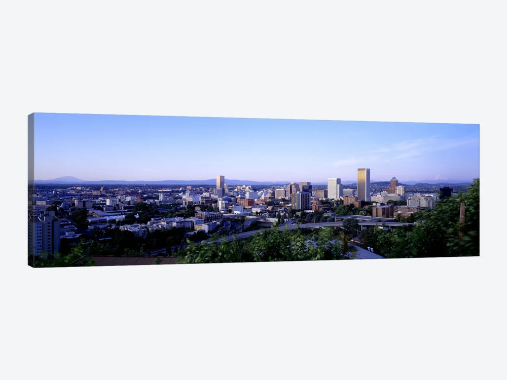 Portland OR USA 1-piece Canvas Print