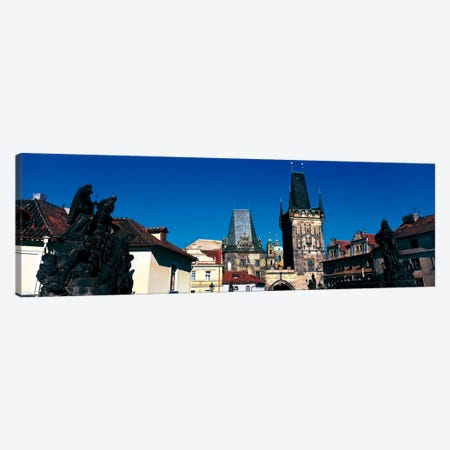 Prague Castle St Vitus Cathedral Prague Czech Republic Canvas Print #PIM2310} by Panoramic Images Canvas Print