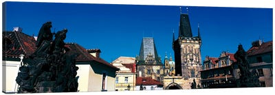 Prague Castle St Vitus Cathedral Prague Czech Republic Canvas Art Print