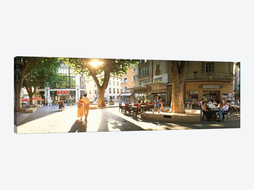 Cafe Provence France by Panoramic Images 1-piece Art Print